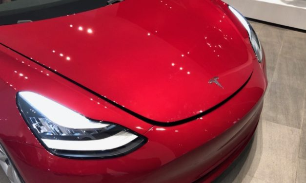 Kolumne: Es muss ein Tesla sein… Teil 2 – Der Inbegriff von Flupp