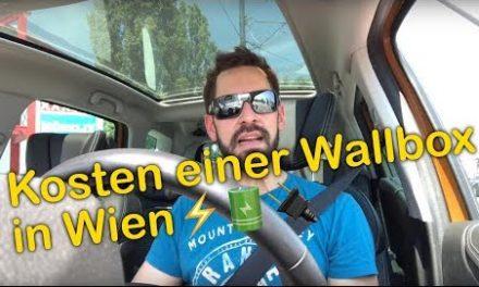 Kolumne: Es muss ein Tesla sein… Teil 4 – Wieviel kostet eine Ladestation in Wien?