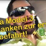 Kolumne: Es muss ein Tesla sein... Teil 5 - Die erste richtige Probefahrt!