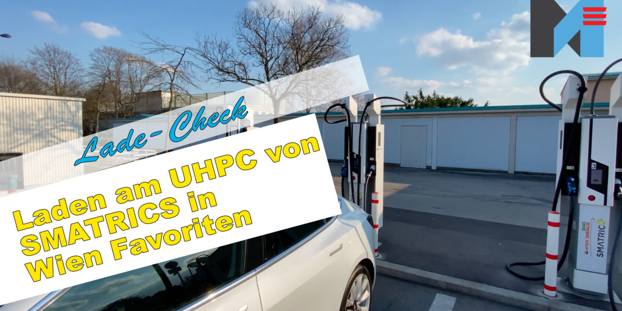 Ladecheck: Smatrics UHPC Wien Favoriten