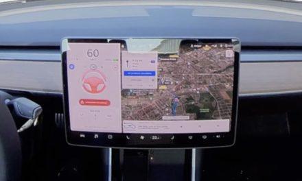 Autopilot-Check – Model 3 – 2020.12.5