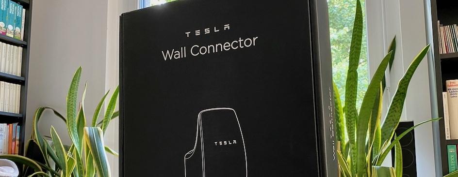 Tesla Wall Connector V3: Vergleich mit V2 & Unboxing